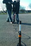 Reliant Robin Rocket Launch