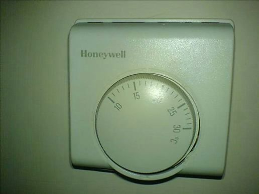 Heating on :-(