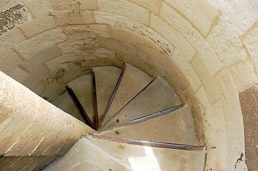 Medieval spiral