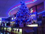 Diner Christmas tree