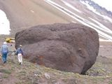 One big rock!