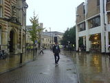 Rainy Cambridge