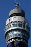 Walking around the BT tower