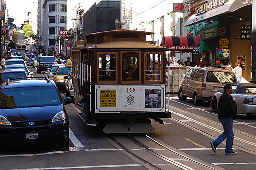 Trolley cars and cable cars for Silar31