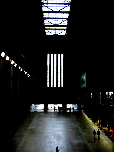 Turbine Hall abstractions