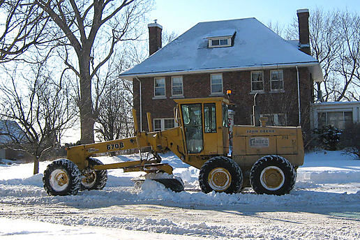 Snow Plough Parade
