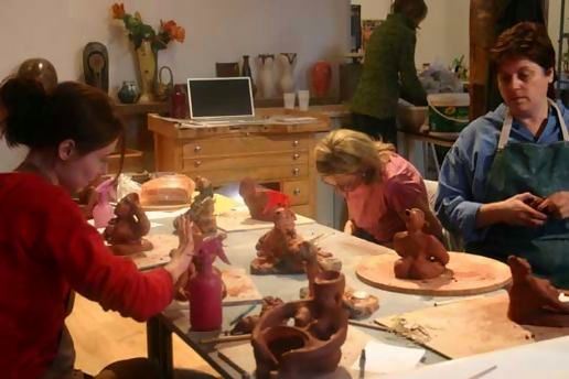 Soldiers of Peace Clay Workshop