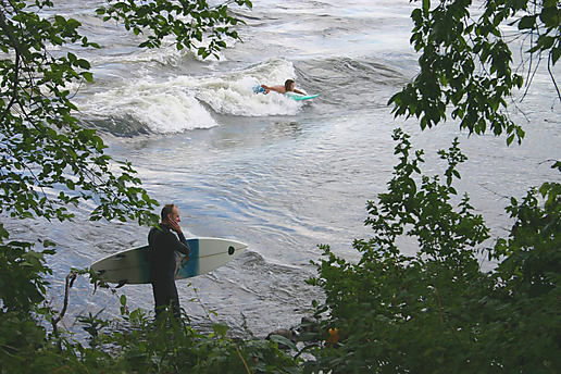 Surf's Up! Montreal