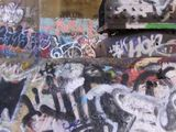 and even more graffitti