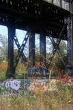 Train Banks Train Bridge