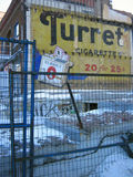 Turret Cigarettes, again