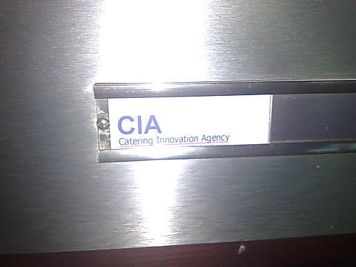 CIA in the building
