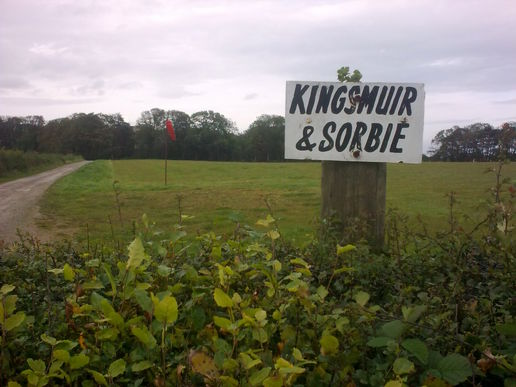 It's in Fife, seemingly the King used to hunt here 400 years ago.