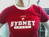 Sydney Swans all the way!