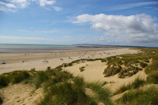 Camber Sands - Aug 09