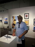 Lee County Alliance for the Arts Dog Days of Summer Member Exhibit Opening Reception and downtown Fort Myers Art Walk