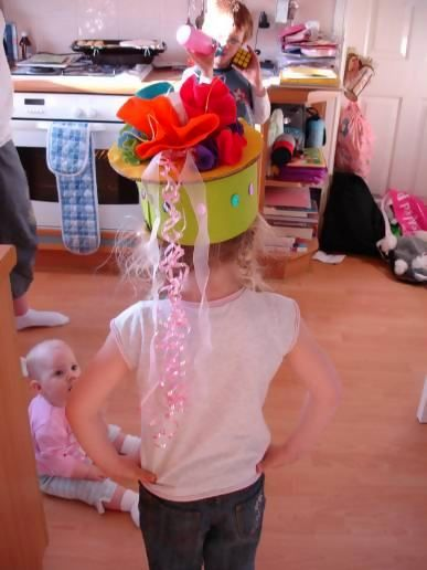 Easter headgear...