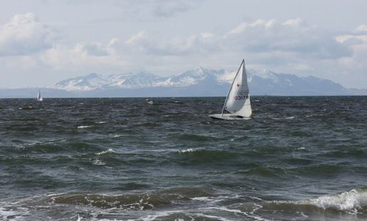 Sailing weather