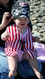 And the littlest pirate in Orkney