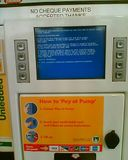 Self Service Petrol Pump