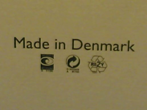 Things made in Denmark