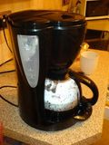 My new coffee filter machine...