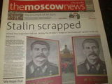 Poor Joseph Stalin! My, how times have changed...