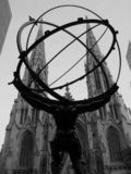 Atlas / St Patrick's Cathedral