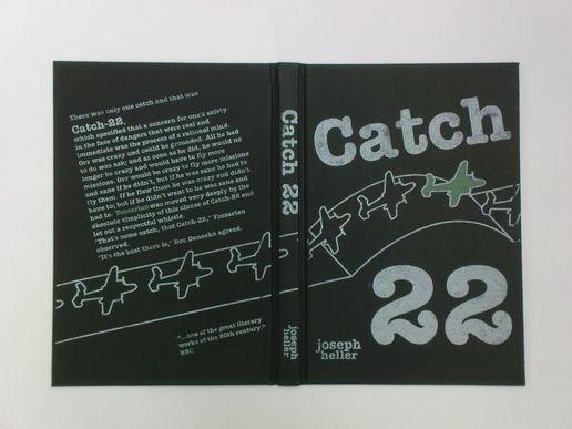 catch 22 novel comparison essay