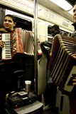 Accordian players