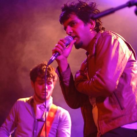 Goldspot and Maccabees @ the itunes festival