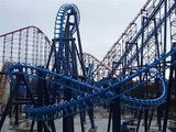 Bloody Big Blue Roller Coaster