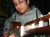 McGandhi on the Guitar!