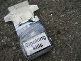 Smoking Kills - Apparently...