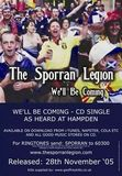 The Sporran Legion
