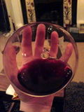 Wine Glass Hand