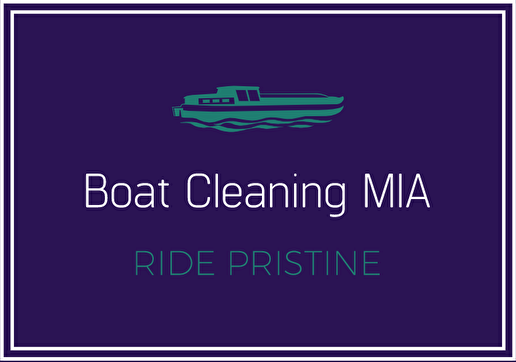 Boat Cleaning MIA