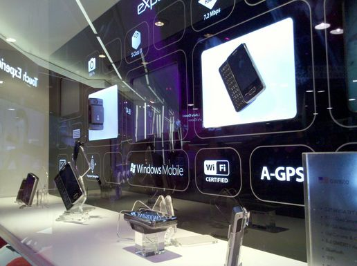 LG's new Windows Mobile lineup