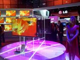 LG's super-thin TV
