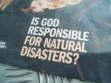 Is God responsible