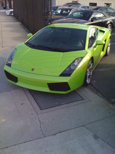 My new ride! I wish! ;) I love fast cars!