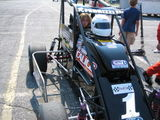 Open wheel midget car, Hickory, NC.  More pics @  http://www.heather-williams.com  Heather Williams