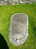 John Smith's grave on Iona