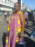 Nice lady from the Congo