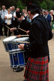 This week's pipe  band
