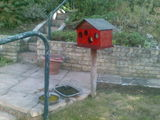New bird table in place