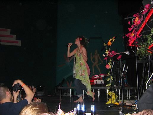 May 10, 2006 at Lakewood Theater in Dallas, Texas
