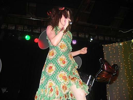 The Glass House in Pomona, CA - May 2, 2006