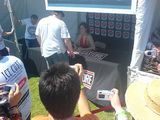 Coachella signing session