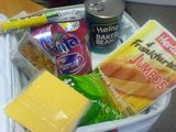 a wee scottish packed lunch